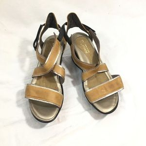 Naot Gesture Wedge Sandals